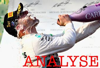 F1 2019: wat hebben we geleerd tijdens de GP van Australië? #1