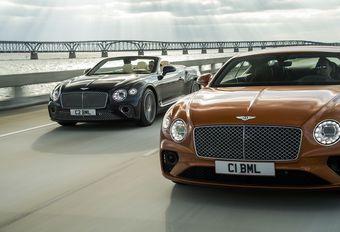 Bentley Continental GT V8 krijgt 550 pk #1