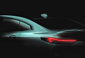 Kijk, het is de nieuwe BMW 2 Gran Coupé! #1