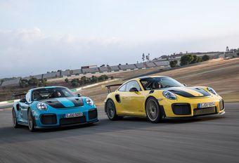 Le naufrage qui oblige Porsche à reproduire la 911 GT2 RS #1
