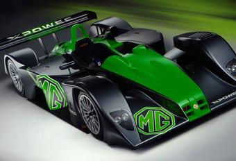 MG xPower keert terug naar de racerij #1