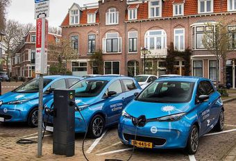 Renault se met au « vehicle-to-grid » en Europe #1