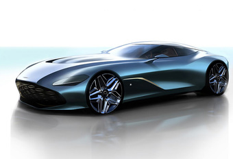 Aston Martin viert 100 jaar Zagato met DBS GT #1