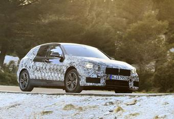 BMW 1 Reeks: eerste officiële informatie #1