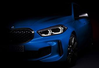 BMW lost eerste informatie over de nieuwe 1 Reeks - UPDATE #1