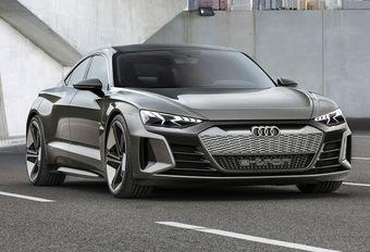 Audi: een elektrische A4 voor 2023 #1
