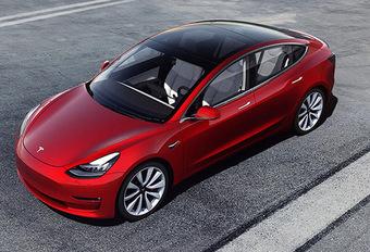 Tesla Model 3: de bestverkochte elektrische auto van Europa #1