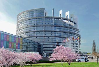 Europees Parlement keurt reductie CO2-uitstoot tegen 2030 goed #1