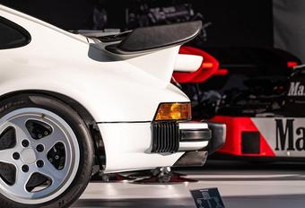 Leg eens een F1-motor in je Porsche 911 #1