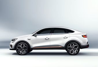 Komt de Renault Koleos ook als coupé-suv? #1
