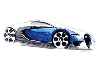 Rolls-Royce: Bugatti-ontwerper wordt het nieuwe designhoofd #1