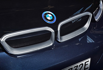 BMW : i2, électrique compacte d'ici 2024 #1