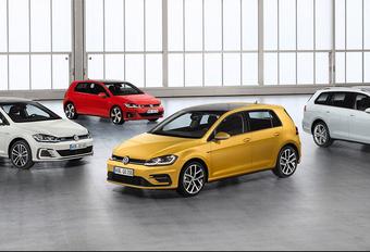 Inschrijvingen maart 2019: VW verliest, maar blijft de grootste #1
