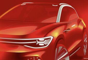 Volkswagen I.D. Roomzz: conceptstudie voor Shanghai #1