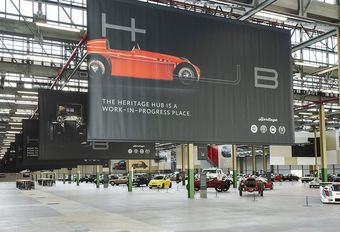 Heritage Hub: 250 stukjes Italiaanse autohistorie in Turijn #1