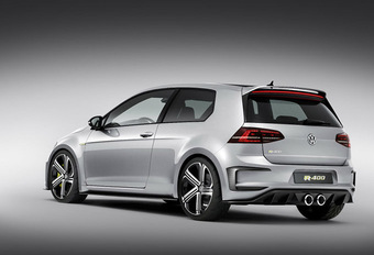 Volkswagen Golf VIII: een stoute R Plus? #1
