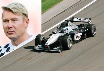 Hakkinen gaat weer voor McLaren rijden #1