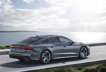 Audi S6 & S7 wisselen V8 TFSI voor... V6 TDI #1