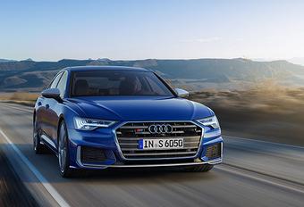Audi S6 & S7: met TDI en elektrische compressor #1