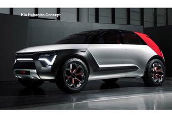 NYIAS 2019 – Kia onthult de Habaniro concept #1