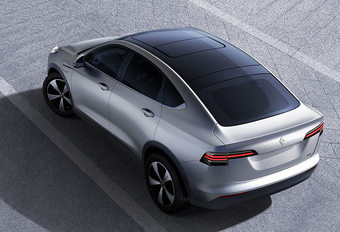 Bordrin iV6 is Chinese Tesla Model Y #1