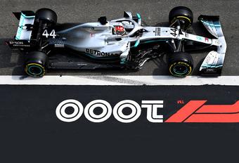 F1 2019: wat hebben we geleerd tijdens de GP van China? #1