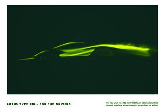 Lotus Type 130: elektrische hypercar op komst #1