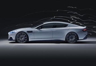 Aston Martin Rapide E: productieversie in Shanghai #1