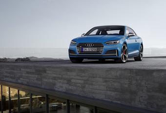 Audi S5 nu ook enkel als TDI te krijgen #1