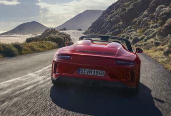 Porsche 911 Speedster is zwanenzang van de 991 #1
