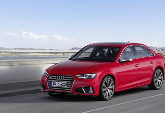 Audi S4 en S5 enkel nog als TDI te krijgen - UPDATE #1
