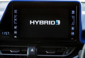 La moitié des Toyota immatriculées sont hybrides #1