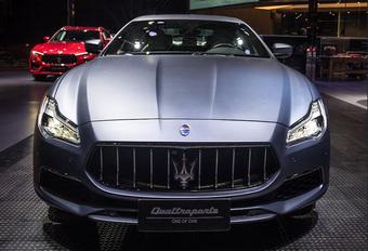 Wat is er zo uniek aan deze Maserati Quattroporte One of One? #1