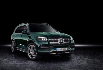 Mercedes GLS is avontuurlijke S-Klasse voor zeven #1