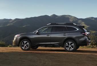 Nieuwe Subaru Outback is beter dan een SUV #1