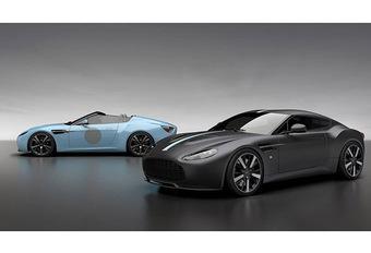 Zagato: 38 nieuwe Aston Martins V12 Vantage en een Speedster #1