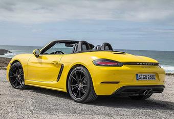 Porsche Boxster & Cayman : option hybride et électrique en 2022 #1