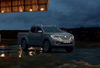 Renault Alaskan: update voor motor en technologie #1