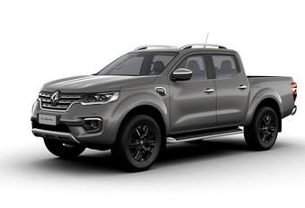 Renault Alaskan laadt meer en verbruikt minder #1