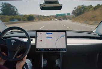 Tesla: autonome taxi's vanaf 2020 #1