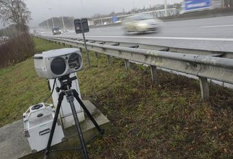 Bruxelles automatise la gestion de certains PV de roulage #1