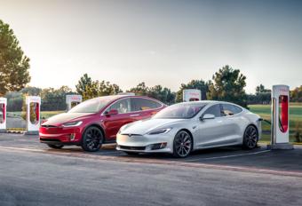 Tesla Model S en X nu tot 610 km autonomie! #1