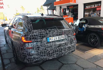 BMW Série 3 Touring : du style et de l'espace #1