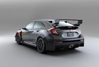 Werkt Honda aan Civic Type RR als antwoord op de Mégane Trophy-R? #1