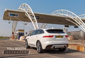 Jaguar Land Rover: vergoeding voor verzamelde data #1