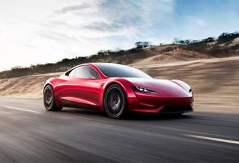 Tesla Roadster: 1000 km op één lading #1