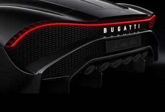 Bugatti bouwt La Voiture Noire voor stervoetballer - UPDATE #1