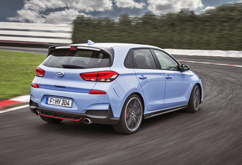 Hyundai i30 N: binnenkort met vierwielaandrijving? #1