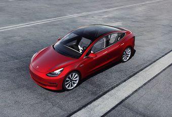 Een Tesla Model 3 met een autonomie van 150 km! #1