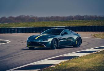 Aston Martin Vantage AMR is snoepje voor de puristen #1